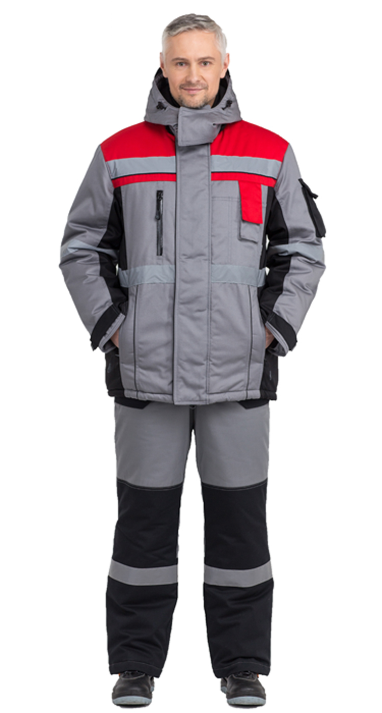 Зимнюю защитную одежду кто он